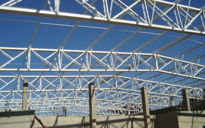 Proteção de Estruturas Metálicas contra incêndio